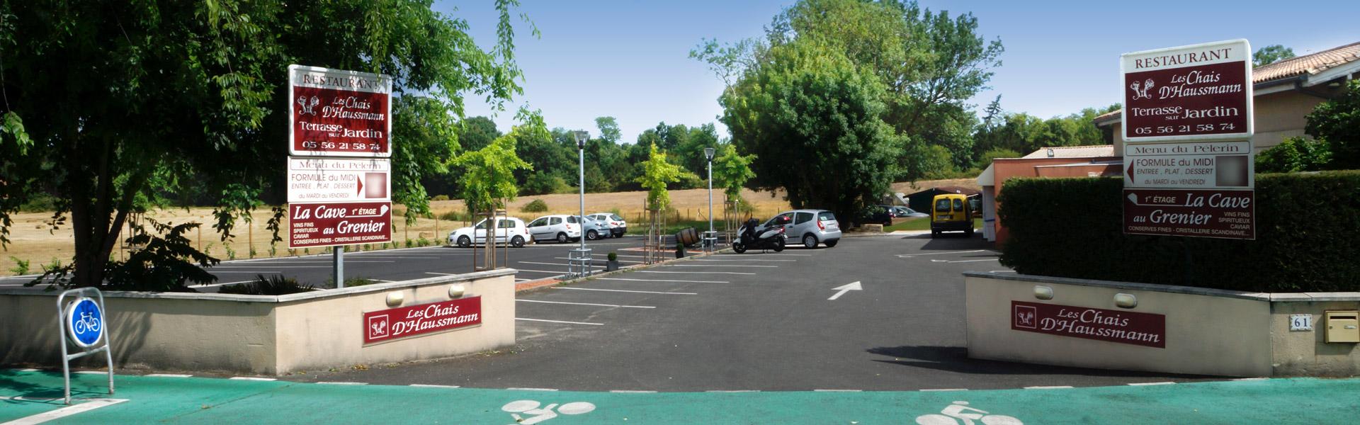 Chais-Parking